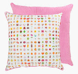 Pink Mithai Floor Cushion