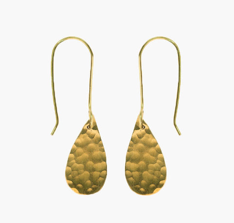 Fair Trade Raindrop Earrings