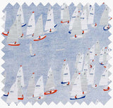 Regatta Cotton Linen Fabric for home decor