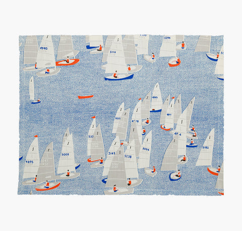 Regatta Placemats - Set of Four