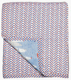 Regatta Single Quilt - Postcards Home