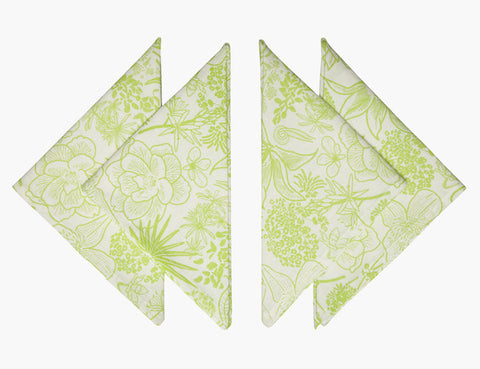 Riviera Napkins - Set of Four