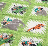 Safari Tracks Double Quilt - Postcards Home