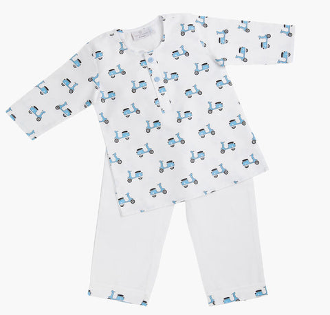 Scooter Pyjamas for Kids