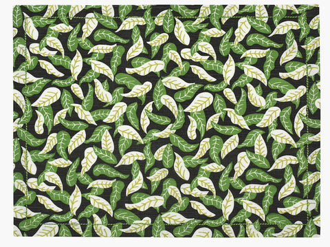 Shaken Leaves Placemats - Set of Four - Postcards Home