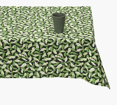 Shaken Leaves Tablecloth - Postcards Home