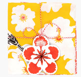 Yellow Weaver Tea Towel Set - Handmade by Safomasi for Postcards Home