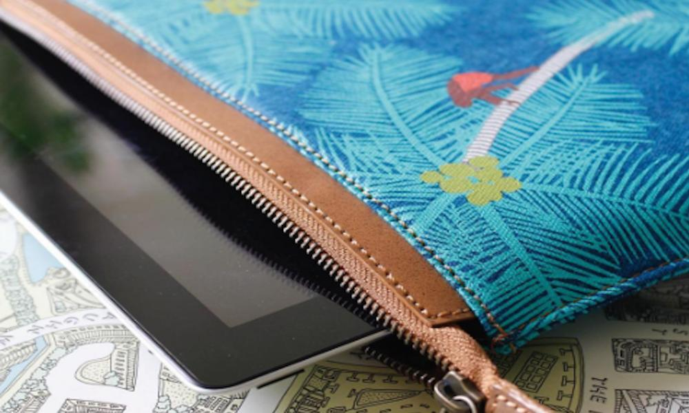 Laptop and iPad Sleeves Handmade by Safomasi