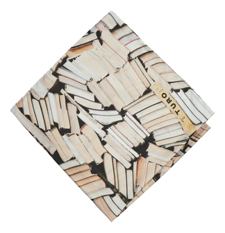 Silky pocket square books