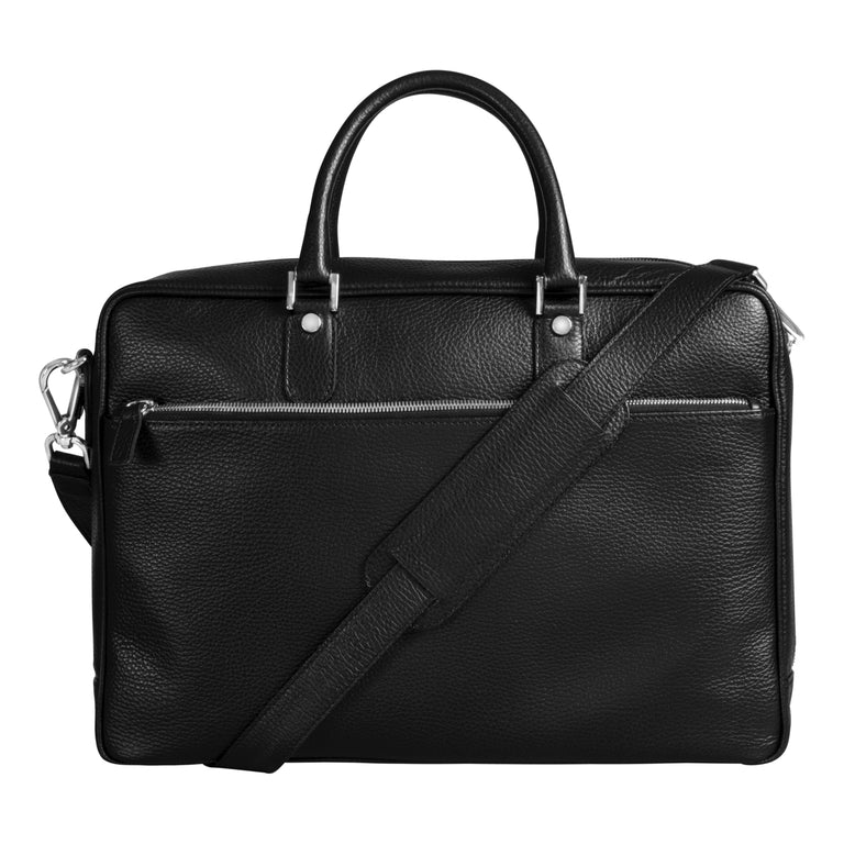 Leather briefcase (1409859878974)