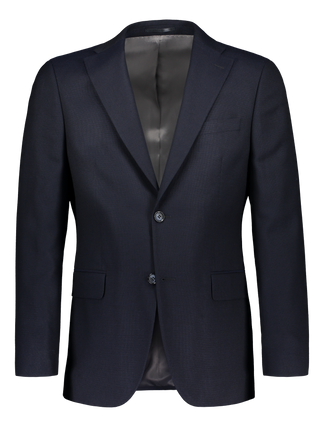 Modern fit blazer with italian smart twist wool (2293941829694)