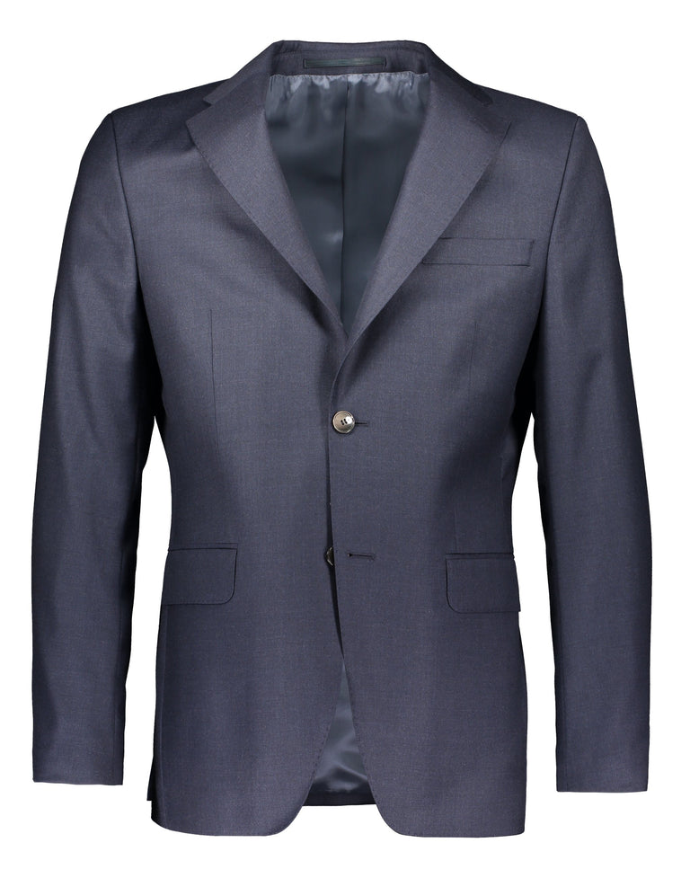Loro Piana juhlapuku <br> hopeansininen <br> slim fit (4721310203966)