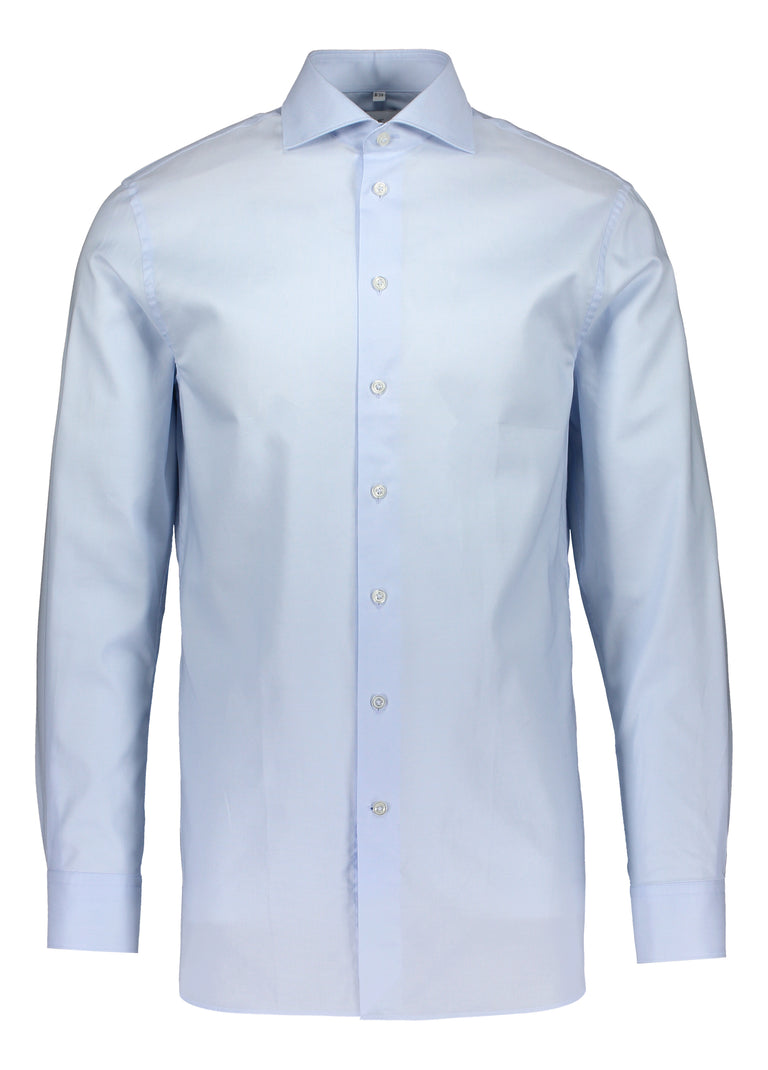 Modern fit shirt in Thomas Mason journey blue (2013230727230)