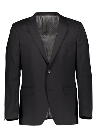 Slim fit suit in natural stretch wool (1313945911358)