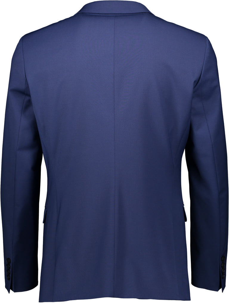 Extra slim fit blazer blue (1446930219070)