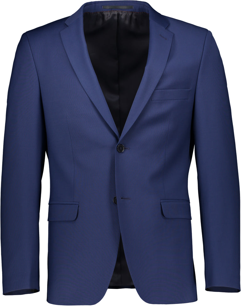 Extra slim fit suit in blue