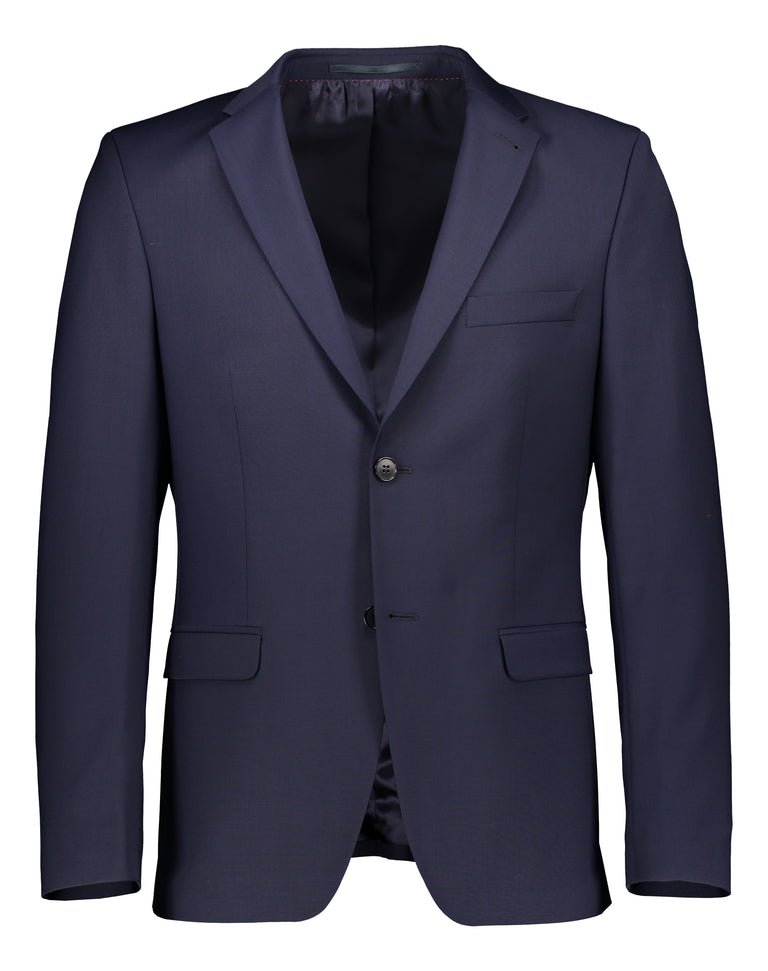 Extra slim fit suit in navy