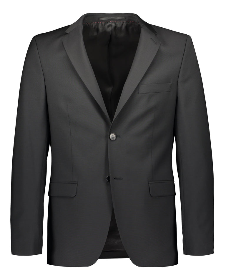 Extra slim fit blazer black