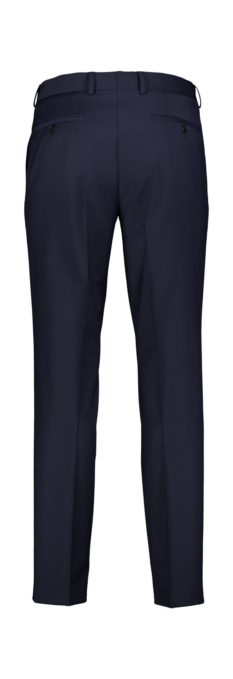 Extra slim fit trousers navy