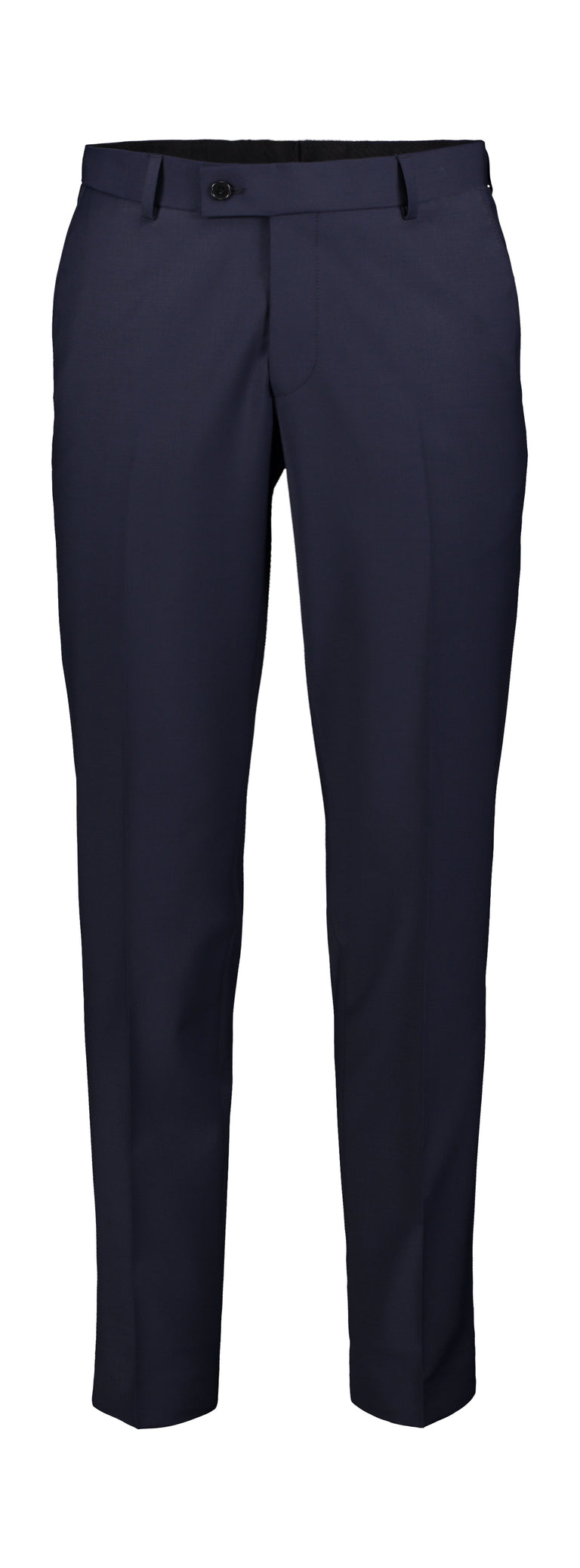 Athlete fit trousers navy