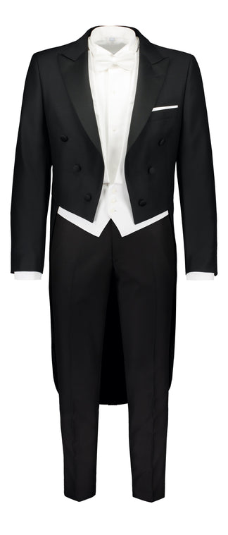 White tie in wool (1413328830526)