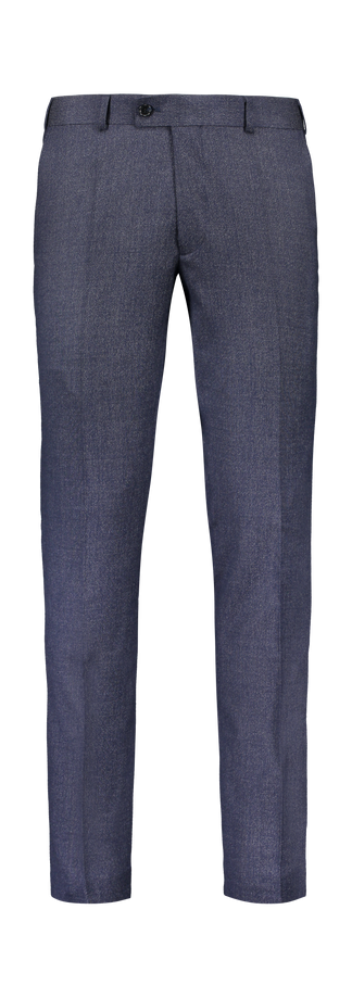 Helsinki trousers in denim look wool (2327835541566)