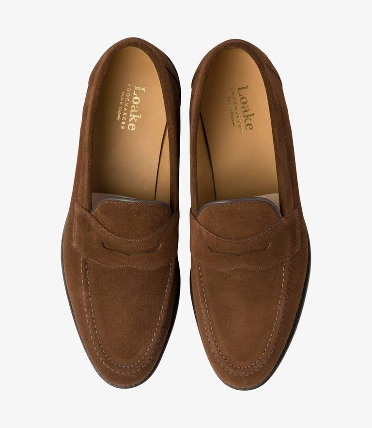 Copy of Loake <br> Imperial mokka ruskea (4452076322878)