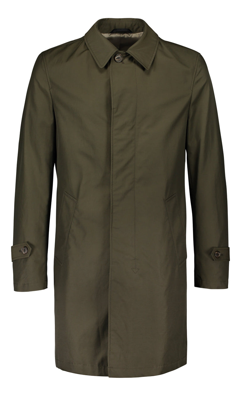 Wind & Waterproof coat in dark green (2014722949182)