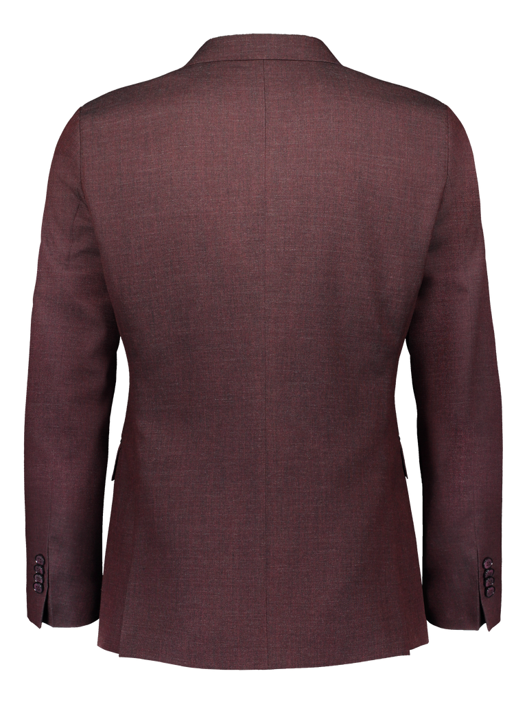 Jaden suit from Marlane officina wool in rouge (2409255370814)