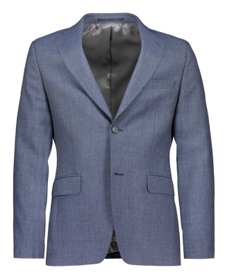 Crispy blue officina wool from Marlane (2422091612222)