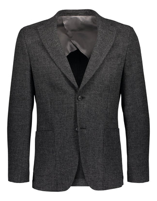 Slim fit blazer in relaxed grey look