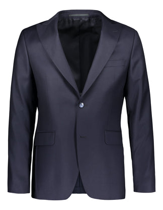 Formal Loro Piana wool in navy blue (4443941240894)