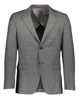 Slim fit suit soft beehive wool