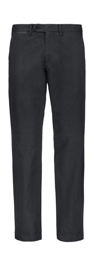 Canton premium chinos in black (2329552846910)