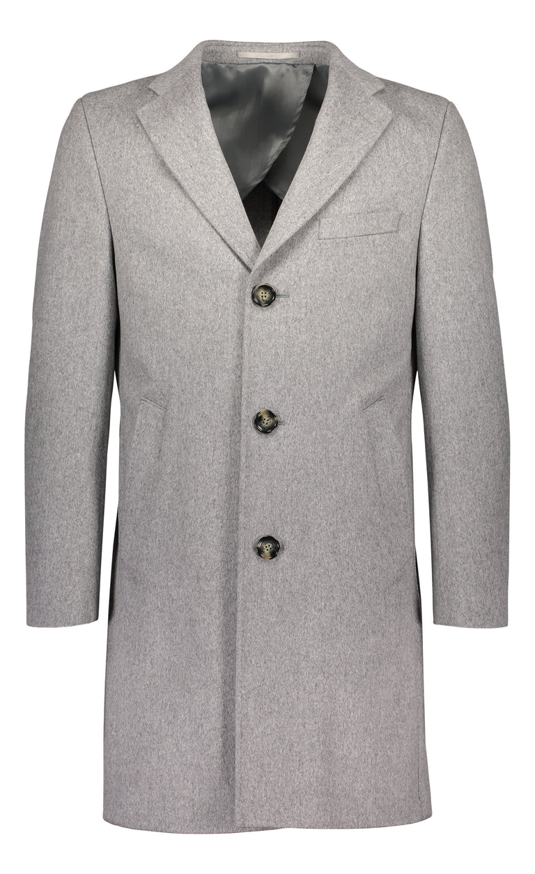 Loro Piana wool in light grey (2583040524350)