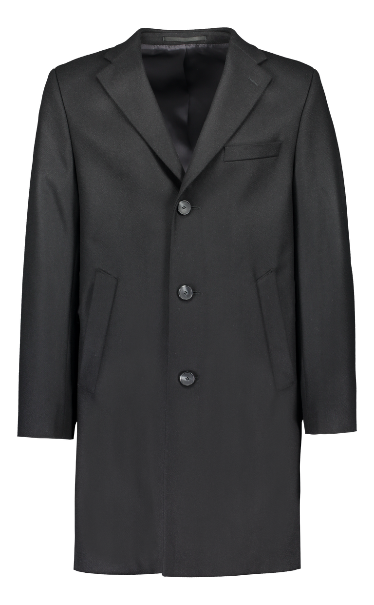 Tattorie Overcoat in classic black (2329643810878)