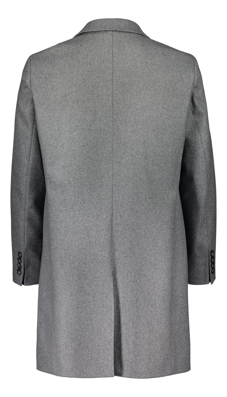 Tattorie Overcoat in light grey (2329637519422)
