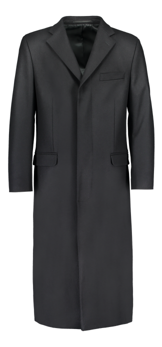 Long formal coat in woolmix (4360110866494)
