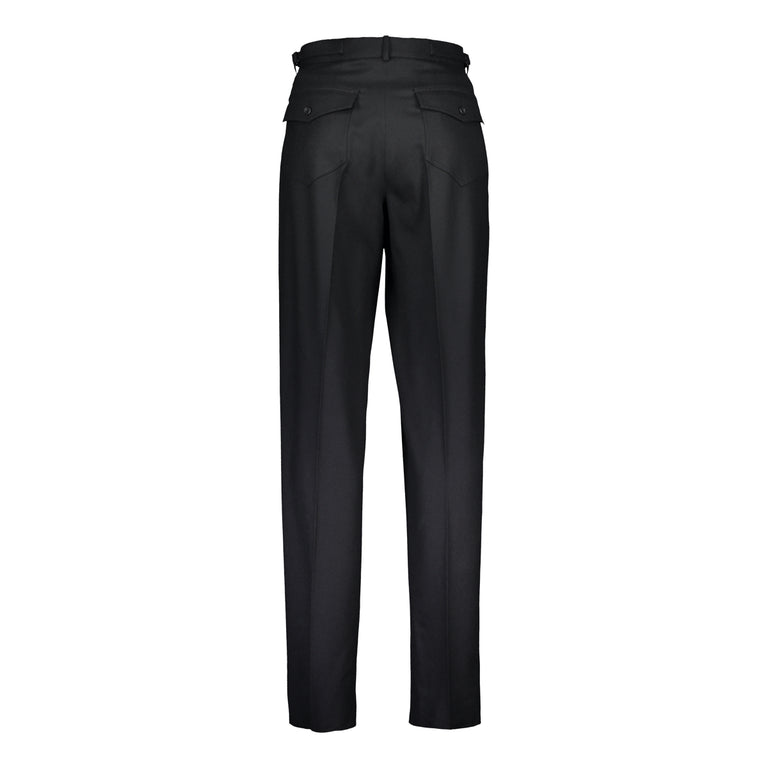 Pleated trousers / Ikla