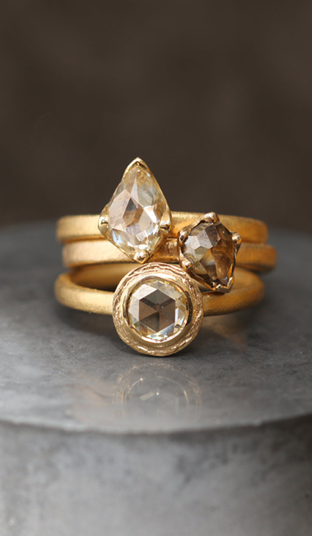 ONE OF A KIND - Diamond Rings