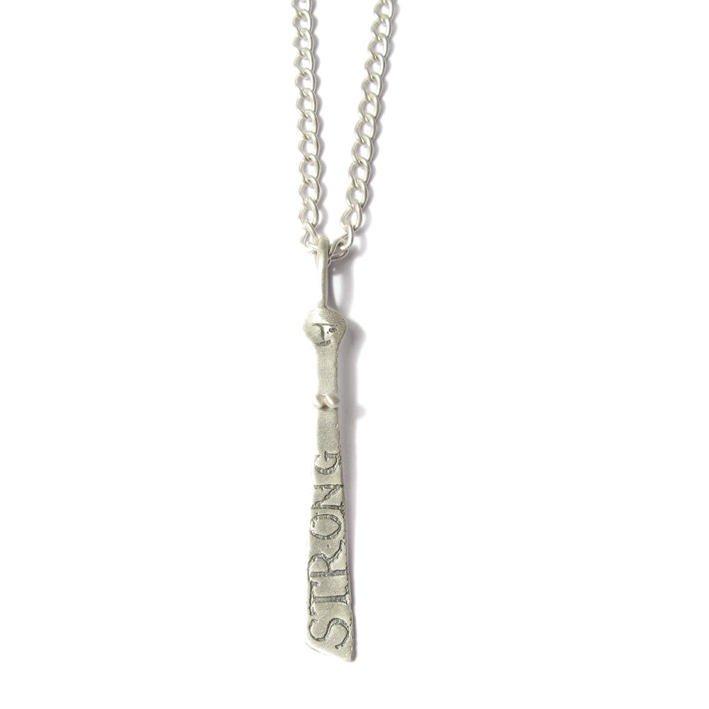 Diana Porter Contemporary Jewellery Etched Sibyls Necklace