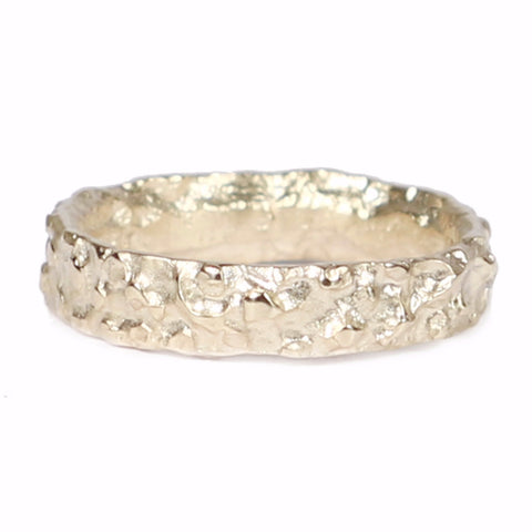 Diana Porter - Textured Gold Band