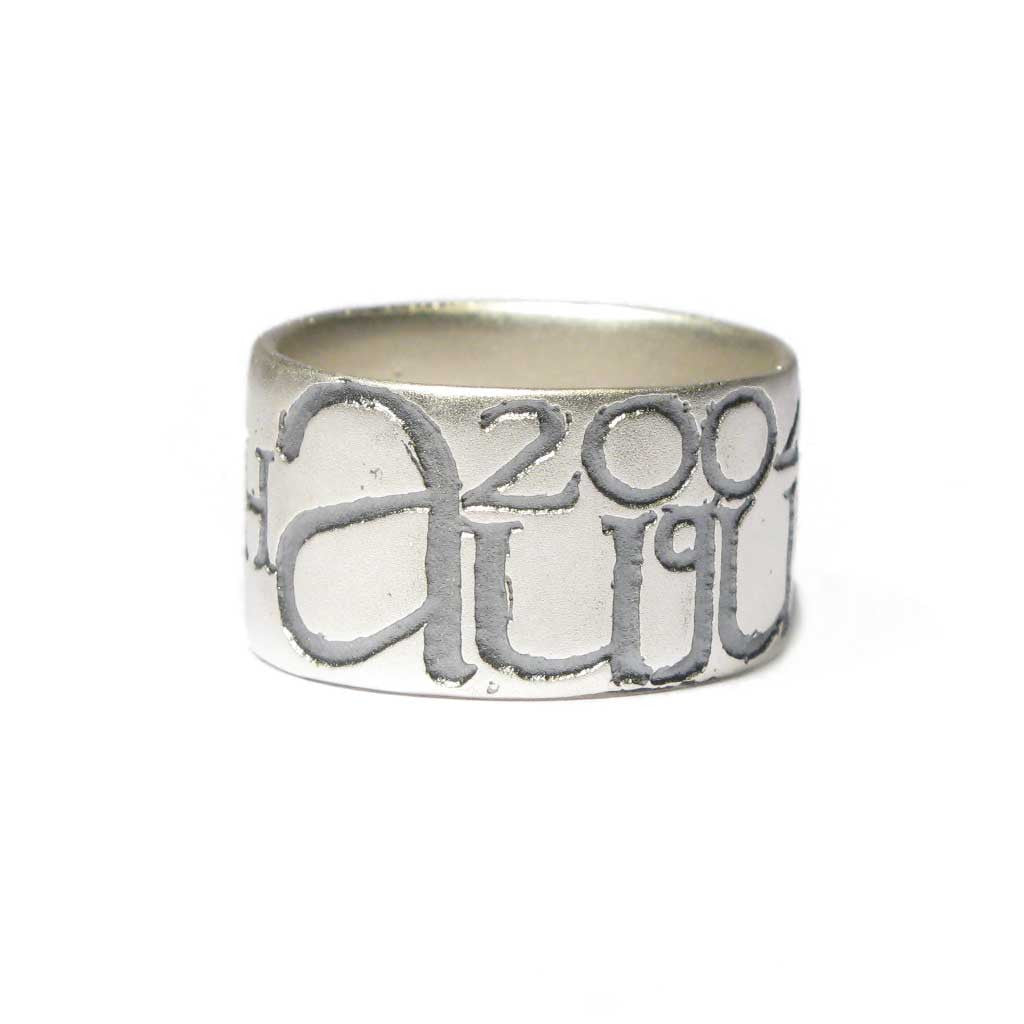fb0f51900aa7f E33 Diana Porter silver etch ring commission