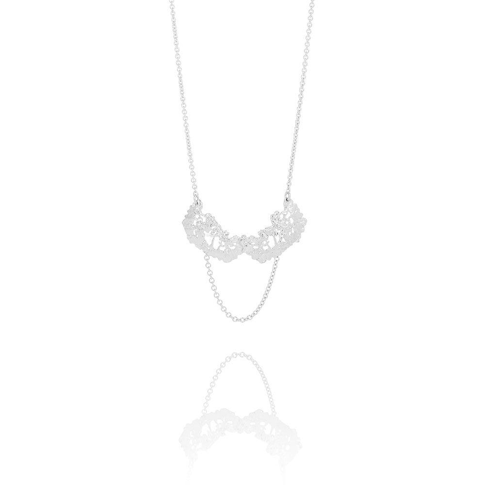 Aurum Silver Erika Necklace