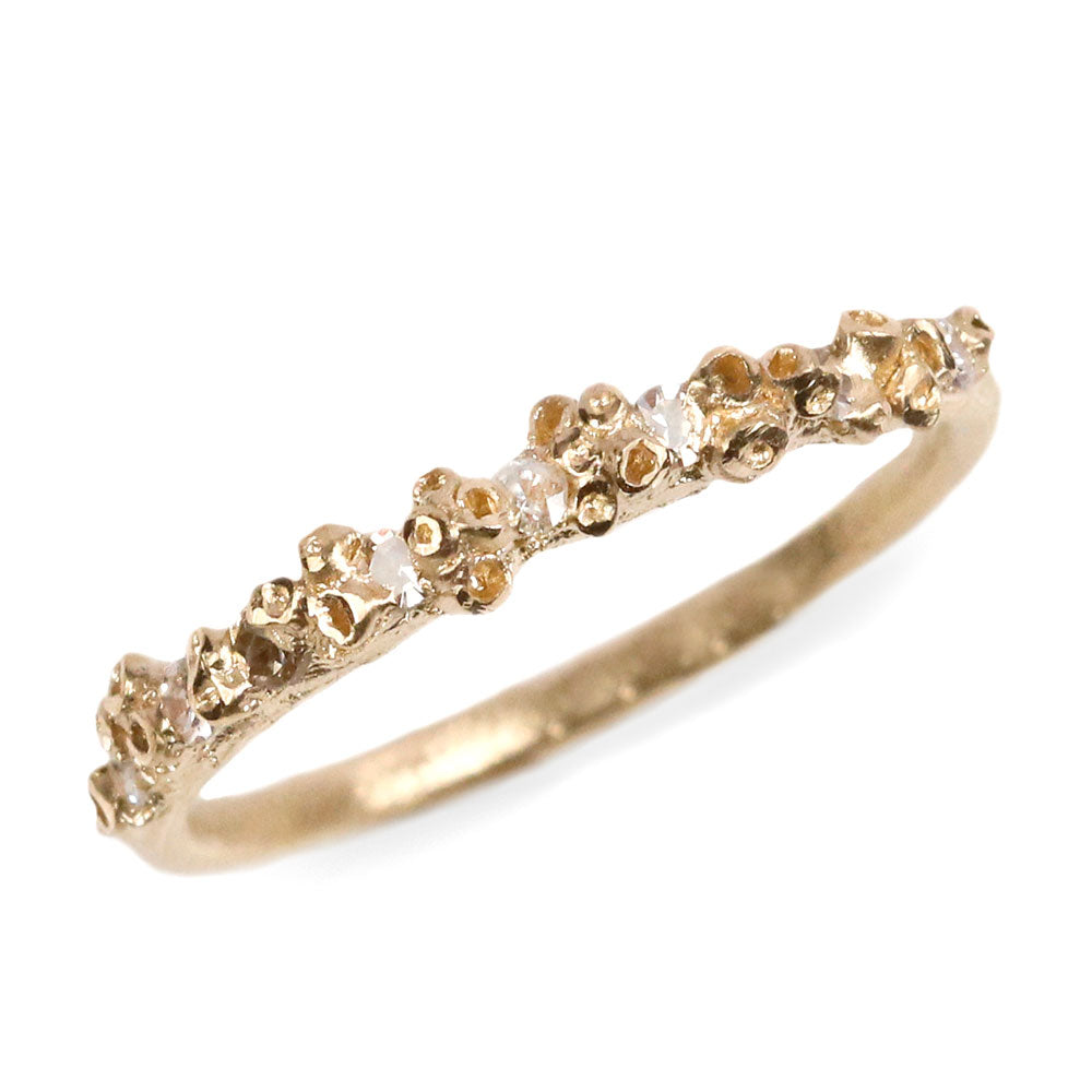 Ami Pepper Mermaid Eternity Ring