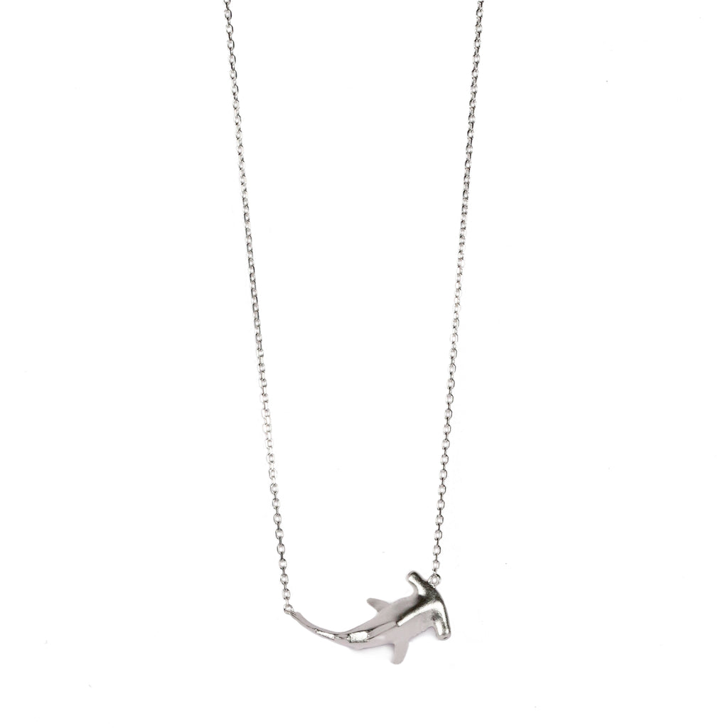 Manya & Roumen hammerhead shark necklace