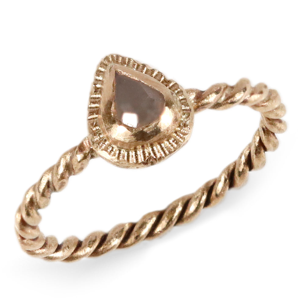 Franny E 'The Elizabeth Variation' Ring