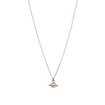 Tina Lilienthal Planet Necklace