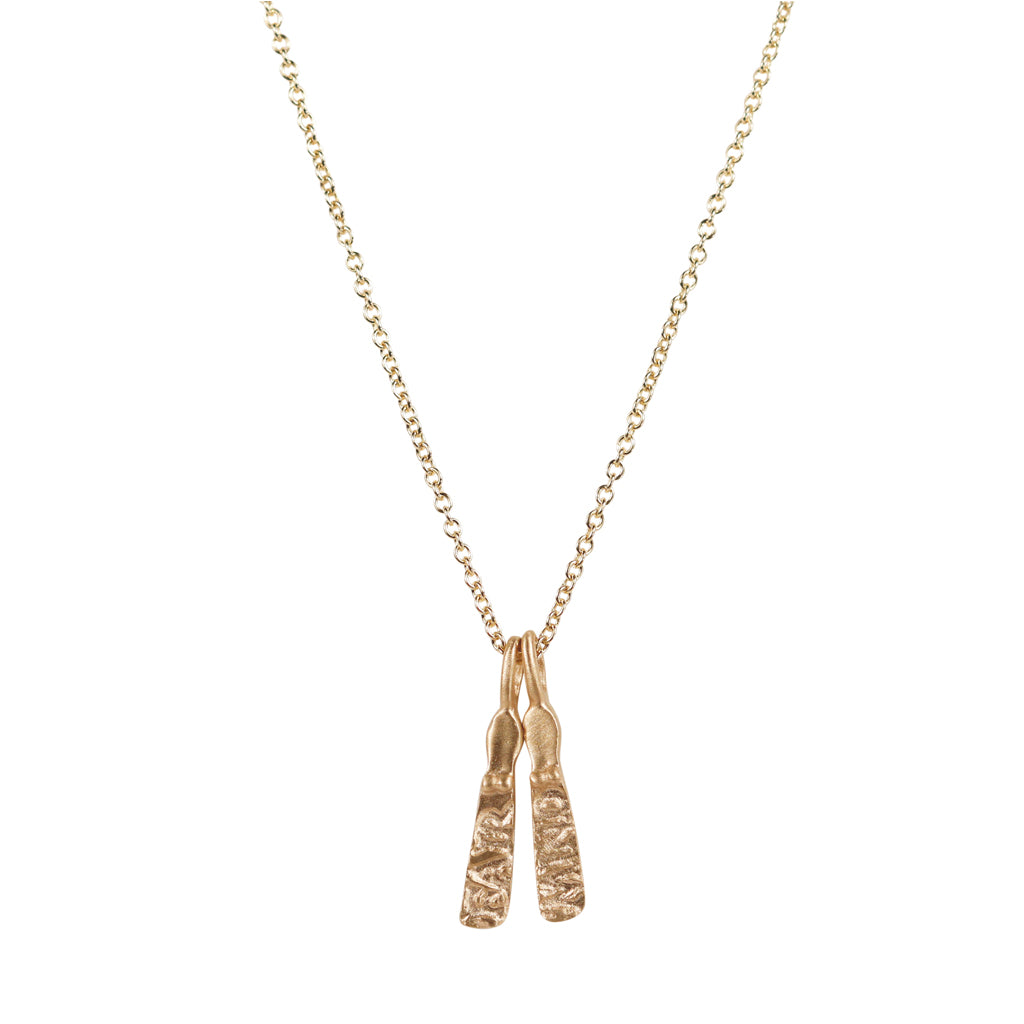 Fair Mind 9ct Yellow Gold Mini Sibyl Necklace