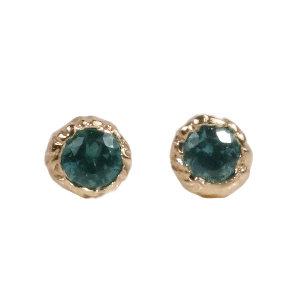 Charlotte Rowenna Gold Seed Studs